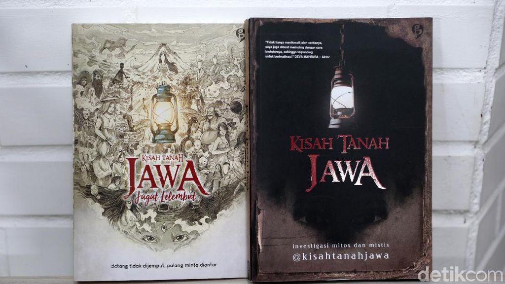 Buku Kisah Tanah Jawa Buka Rahasia di Balik Cerita Para Lelembut