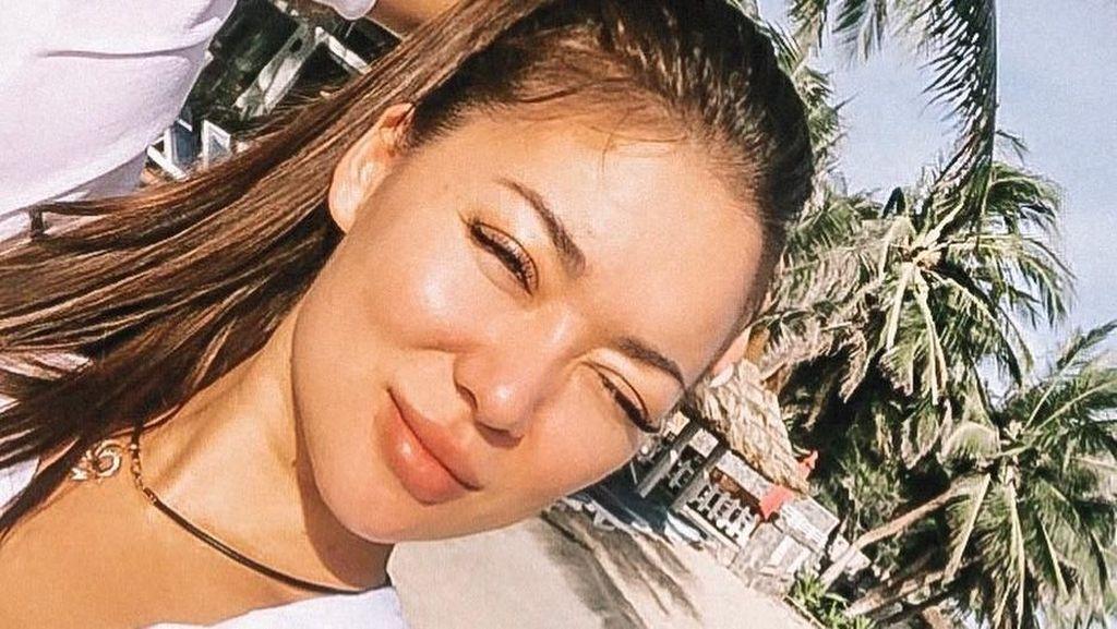Potret Wanita Bertubuh Kekar yang Jadi Juara Turnamen Binaraga Berbikini