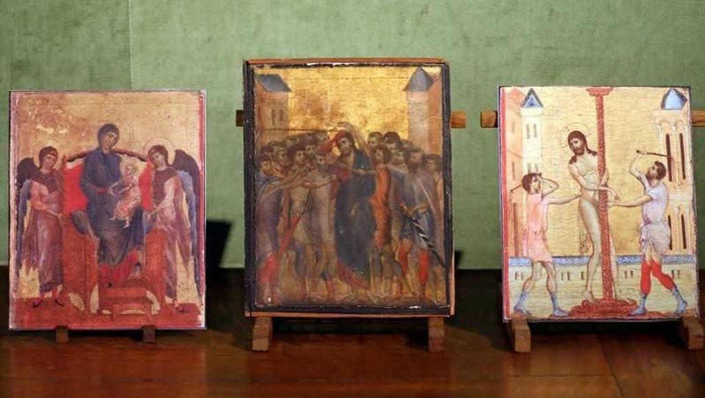 Ditemukan di Dapur, Lukisan dari Abad ke-13 Dilelang Rp 85 M