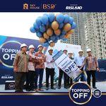Risland Holdings Umumkan Tahap Pertama Topping Off SKY House BSD