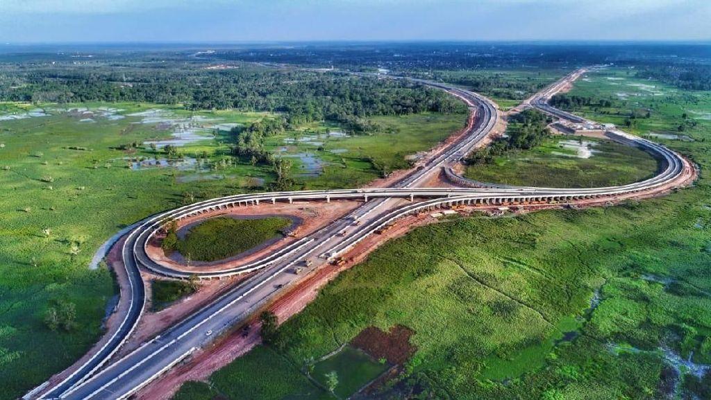 Ada Tol, Palembang-Lampung Dulu 10 Jam Kini Hanya 3 Jam