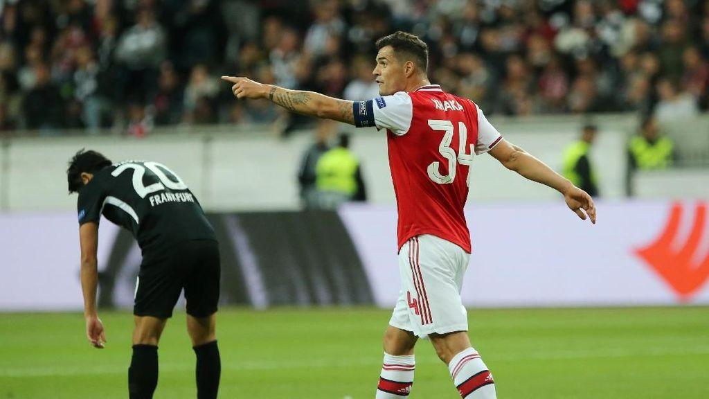 Kapten Baru Arsenal Ditentukan Lewat Voting Tertutup