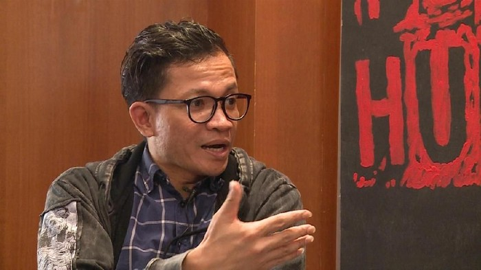Usman Hamid, Direktur Eksekutif Amnesty International Indonesia