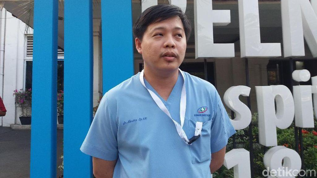 Cerita Dokter IGD RS Pelni Siaga Siap Nginap Rawat Korban Demo
