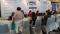 Jelang Libur Akhir Tahun, Yuk Cek Promo di Mega Travel Fair Bali