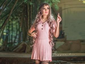 Disebut Barbie dari Malaysia, Wanita Cantik Ini Jadi Viral
