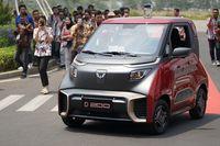 'Mobil Hantu' Wuling yang Bisa Jalan Tanpa Sopir