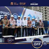 Topping Off, Sky House BSD+ Tawarkan Konsep Smart Integrated Home