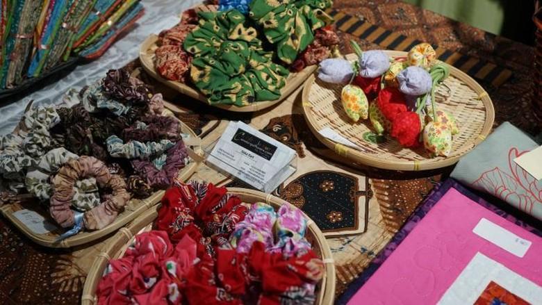 Upaya Kembangkan Ekonomi Kreatif Indonesia di Australia Lewat Kerajinan Tekstil