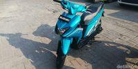 Suzuki Segarkan Tampilan Skuter NEX II