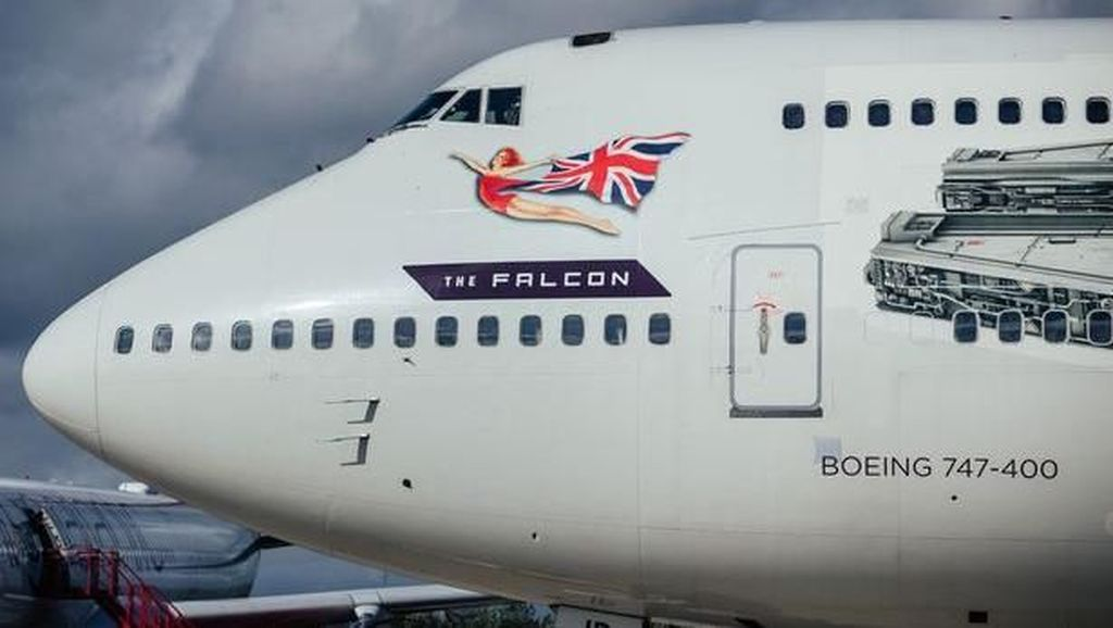 Virgin Atlantic Disuntik Rp 21 T Buat Tangkis Dampak Corona