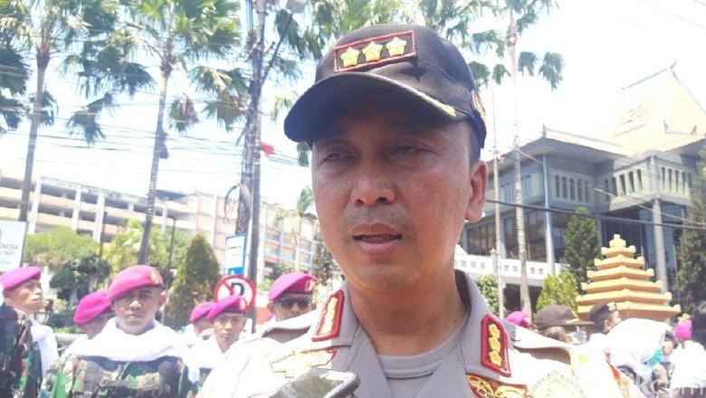 Banyak Kegiatan Tasyakuran Pelantikan Jokowi-Maruf, Ini Imbauan Polisi