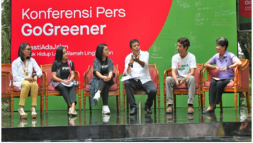 GoGreener Ajak Masyarakat Indonesia Diet Kantong Plastik
