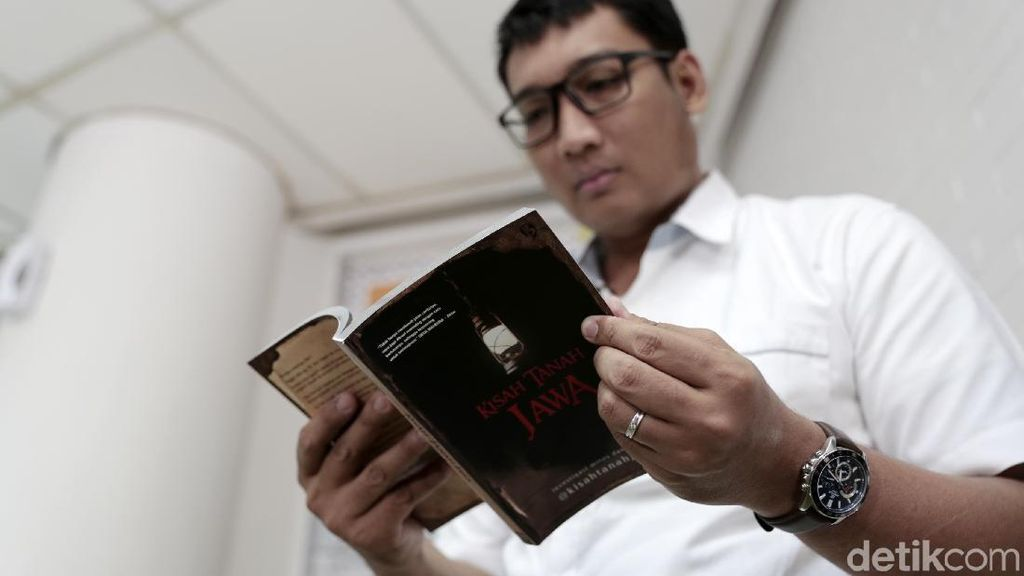 Om Hao Kisah Tanah Jawa Lanjut S2 Sejarah UGM, Belajar Apa?