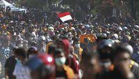 Demonstrasi di Kendari, Sulawesi Tenggara pada September lalu mengakibatkan 2 mahasiswa tewas