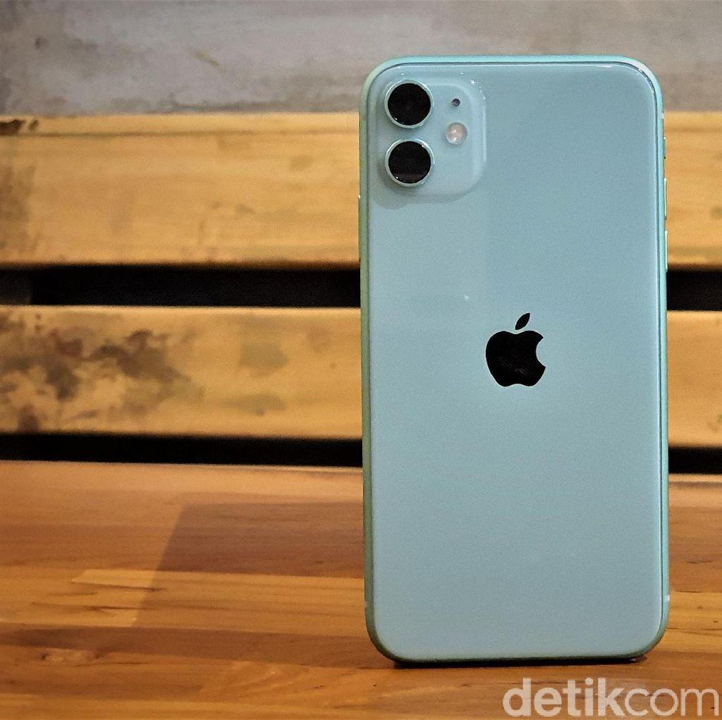Skor Kamera iPhone 11 Salip iPhone XS Max