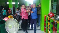 Main Petak Umpet, Siswa SD di Blitar Terperosok ke Sumur