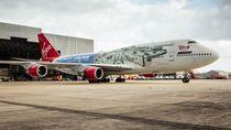 Pesawat Maskapai Ini Bergaya ala Millenium Falcon-nya Star Wars