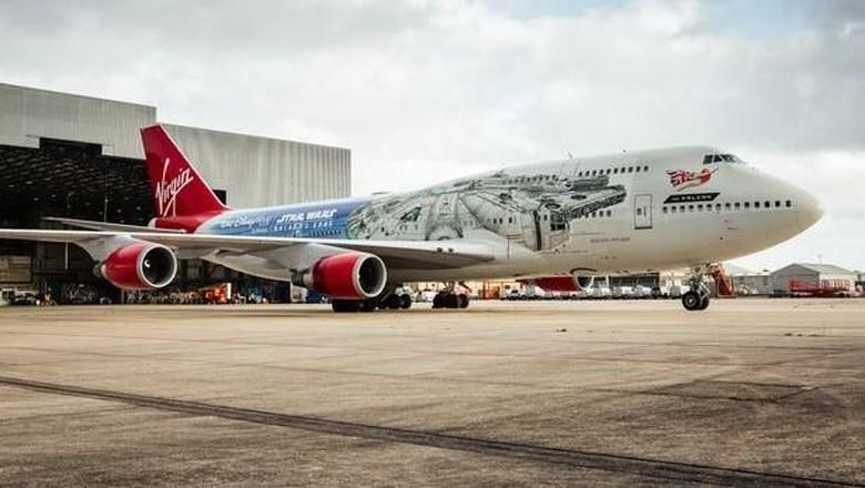 The Falcon (Virgin Atlantic)