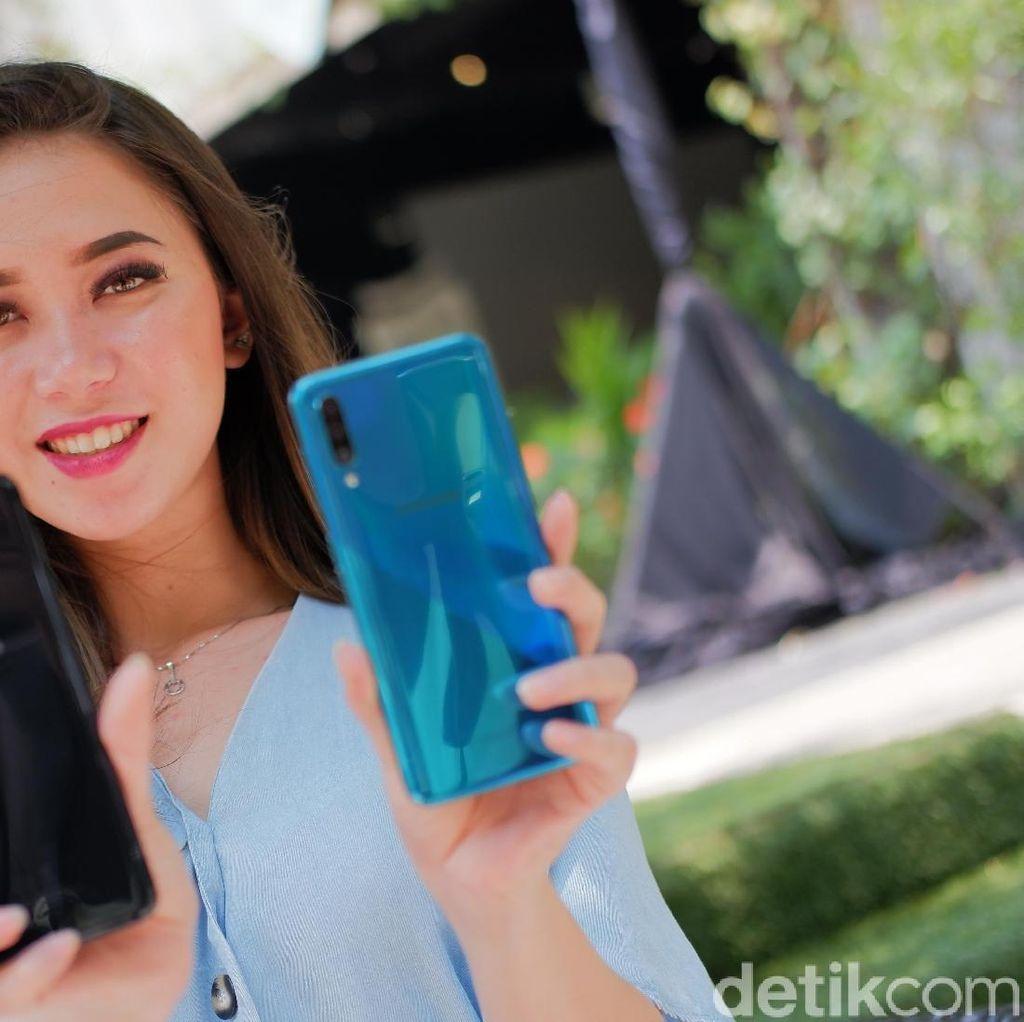 Samsung Puncaki Penjualan Ponsel di Indonesia