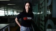 Main Film Susi Susanti: Love All, Laura Basuki Trauma Lihat Raket