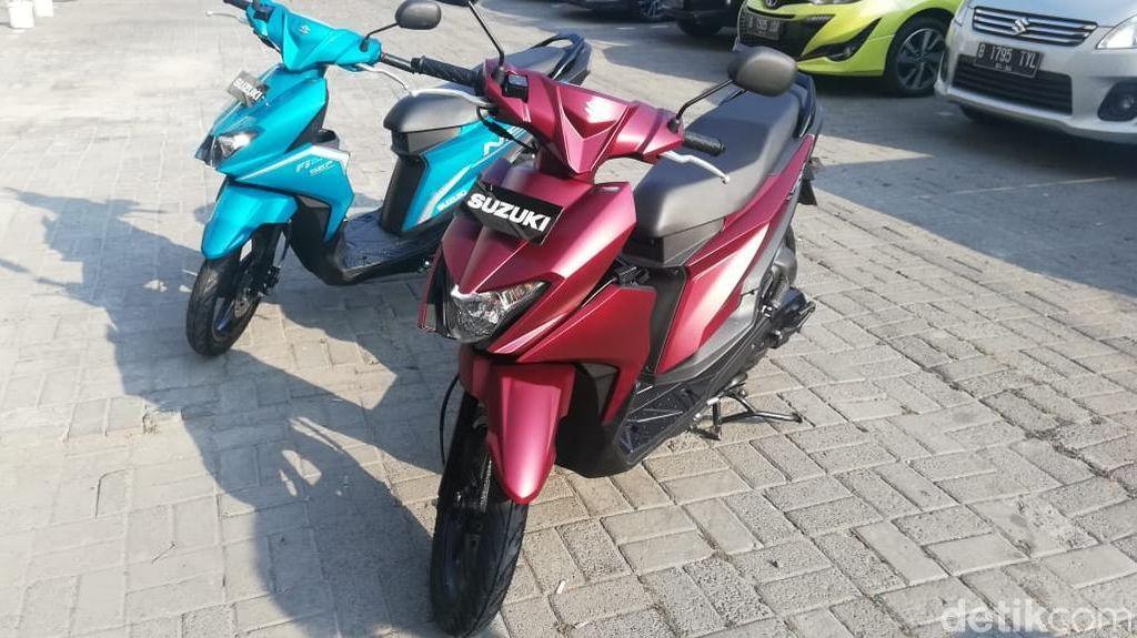Awal Tahun 2020, 3 Motor Suzuki Alami Kenaikan Harga