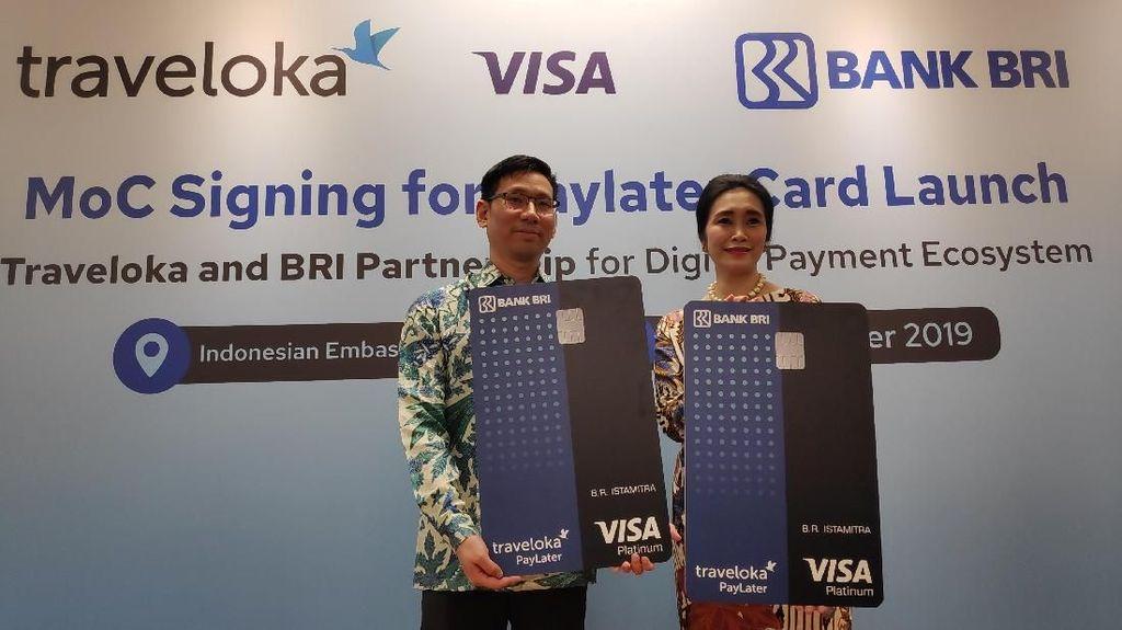 Kini Mau Traveling Jadi Gampang Pakai PayLater Card