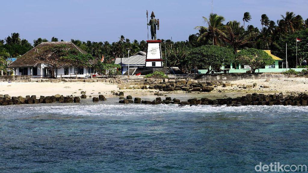 Pesan dari Pulau Paling Utara Indonesia: NKRI Sampai Mati!