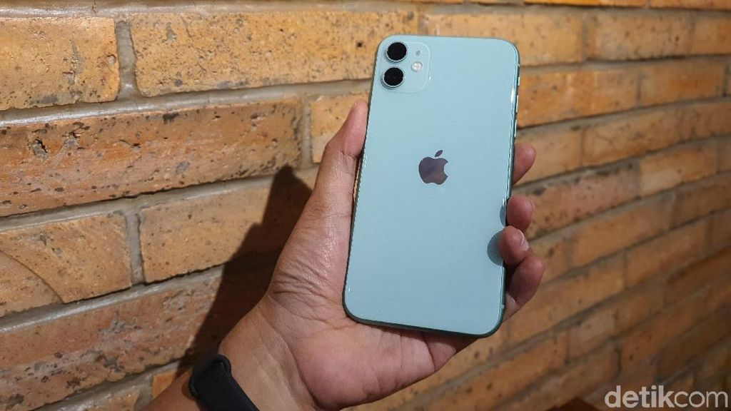 Unboxing iPhone 11 Termurah, Warna Hijau Mudanya Menggoda