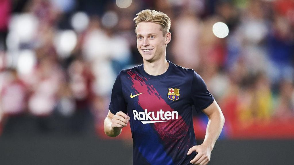 De Jong Sebut Level LaLiga di Bawah Premier League