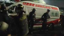 Hoax Ambulans Bawa Batu, Ketua Jokowi Mania Dipolisikan