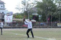 Robot Terbang 'Ashwincarra' Rakitan Mahasiswa UGM Raih Juara 3 di Turki