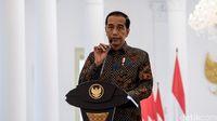 Sekar Jagad, Diplomasi Gaya Jokowi di Hari Batik Nasional