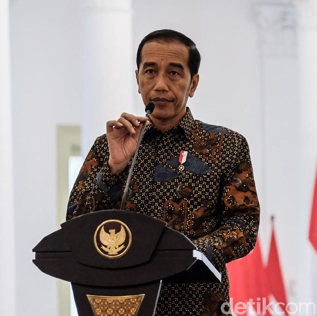 Perintah Jokowi ke Mendagri Tito: Tertibkan Aturan Hambat Investasi!