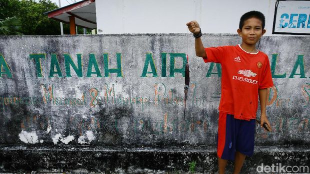 Selamat Pagi dari Garda Utara Indonesia