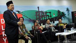 Bakal Dapat Tanda Jasa dari Jokowi, Fahri: Bentuk Penghargaan Pemerintah