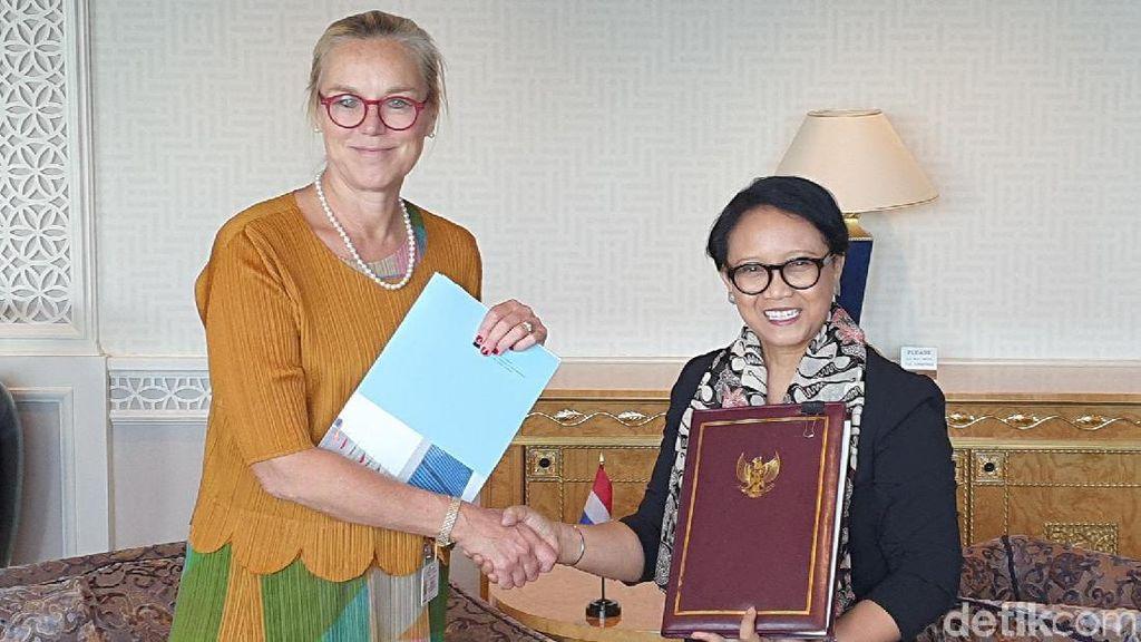 Indonesia-Belanda Teken MoU soal Produksi Minyak Sawit Berkelanjutan