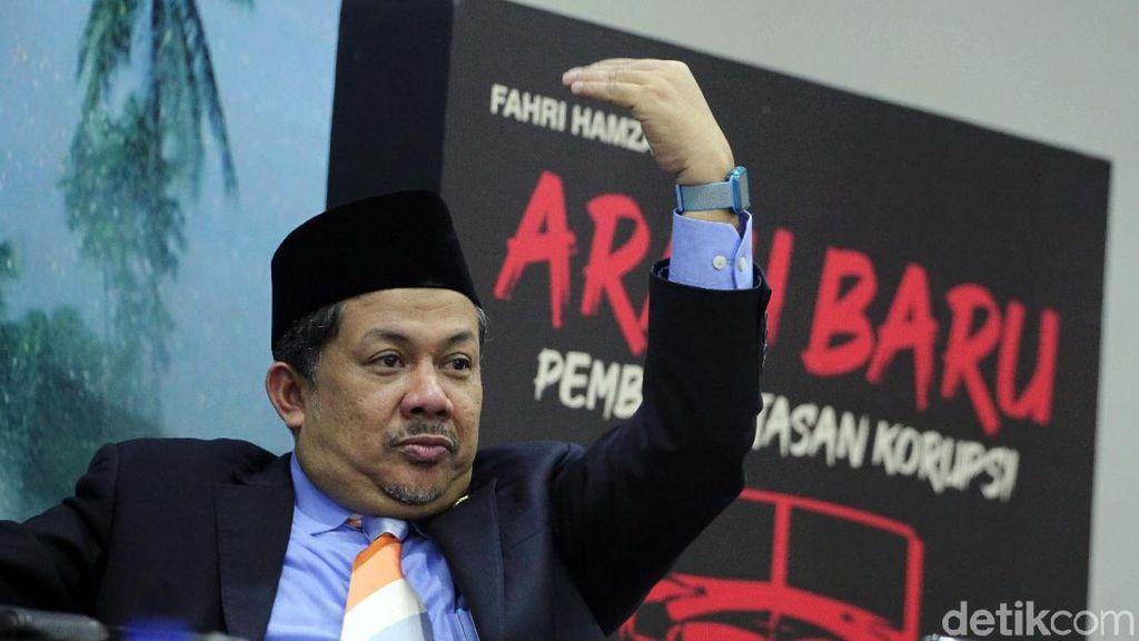 Luncurkan 2 Buku, Fahri Hamzah Kupas Arah Baru Pemberantasan Korupsi