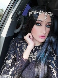 Wanita berusia 26 tahun ini punya hobi berdandan dan cosplay. (fykaaschaa/Instagram)