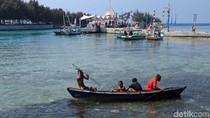 Pasca Buka Kembali, Pulau Seribu Ramai Wisatawan