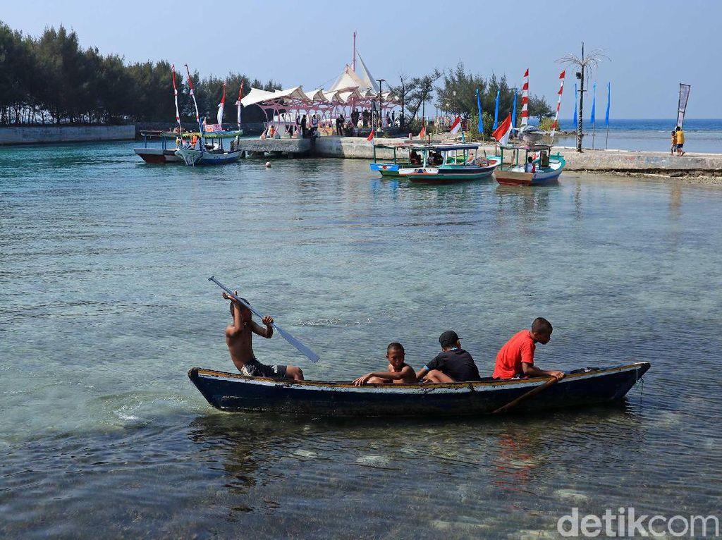 5 Pulau Favorit Buat One Day Trip di Kepulauan Seribu