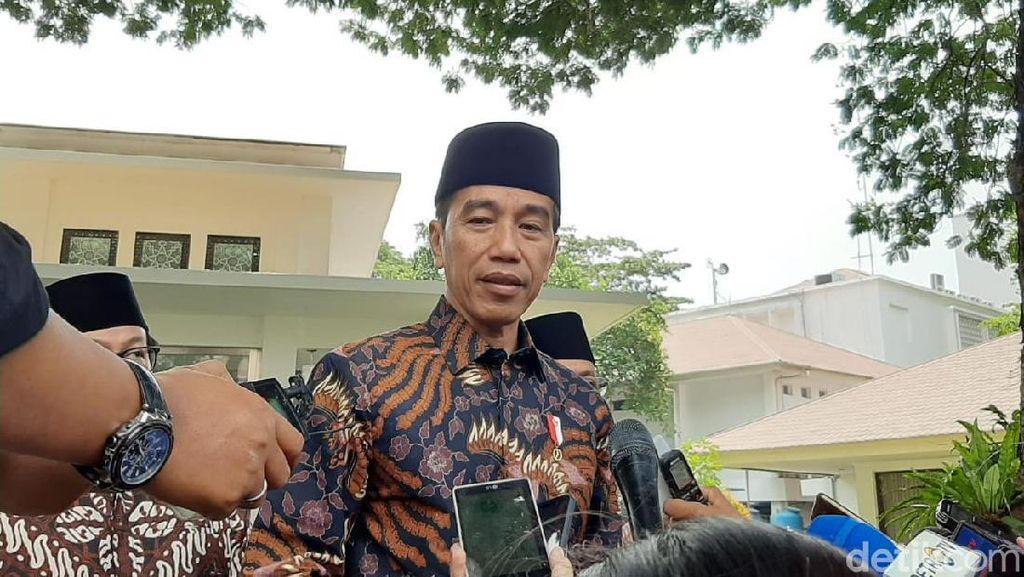 Di Hari Pelantikan, Jokowi Maraton Bertemu Wapres China-PM Australia