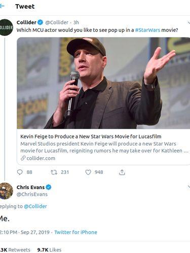 Apa Jadinya Jika Captain America Gabung ke Star Wars?