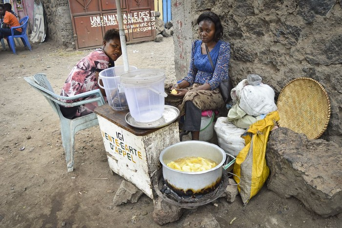 Kongo merupakan negara yang terletak di Afrika Tengah, dan berbatasan dengan Sudan. Di tahun 2019, Kongo menempati posisi pertama sebagai negara termiskin di dunia.Foto: Istimewa