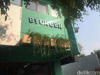 Byurger: Nikmatnya Burger Artisan Isi Daging Iga hingga Nangka Muda