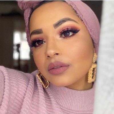 Kosmetik halal Shade M. Foto: Instagram Shade M