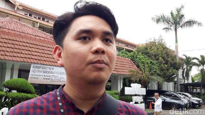 Keluarga Duga Faisal Amir Sudah Terluka Sebelum Jatuh Dekat DPR