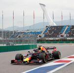 Giliran Verstappen Tercepat di FP2 GP Rusia