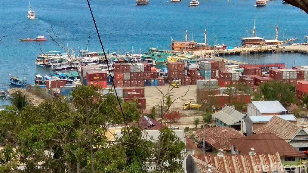 Pelabuhan Labuan Bajo Bakal Ditata, Kapal Kargo dan Pesiar Dipisah