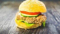 Berukuran Mungil, Kreasi Burger Ini Bisa Jadi Camilan Unik